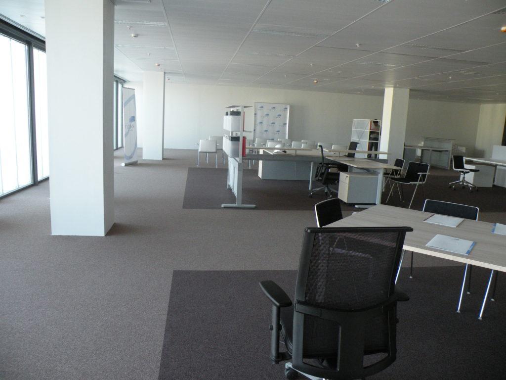moquetas para oficinas