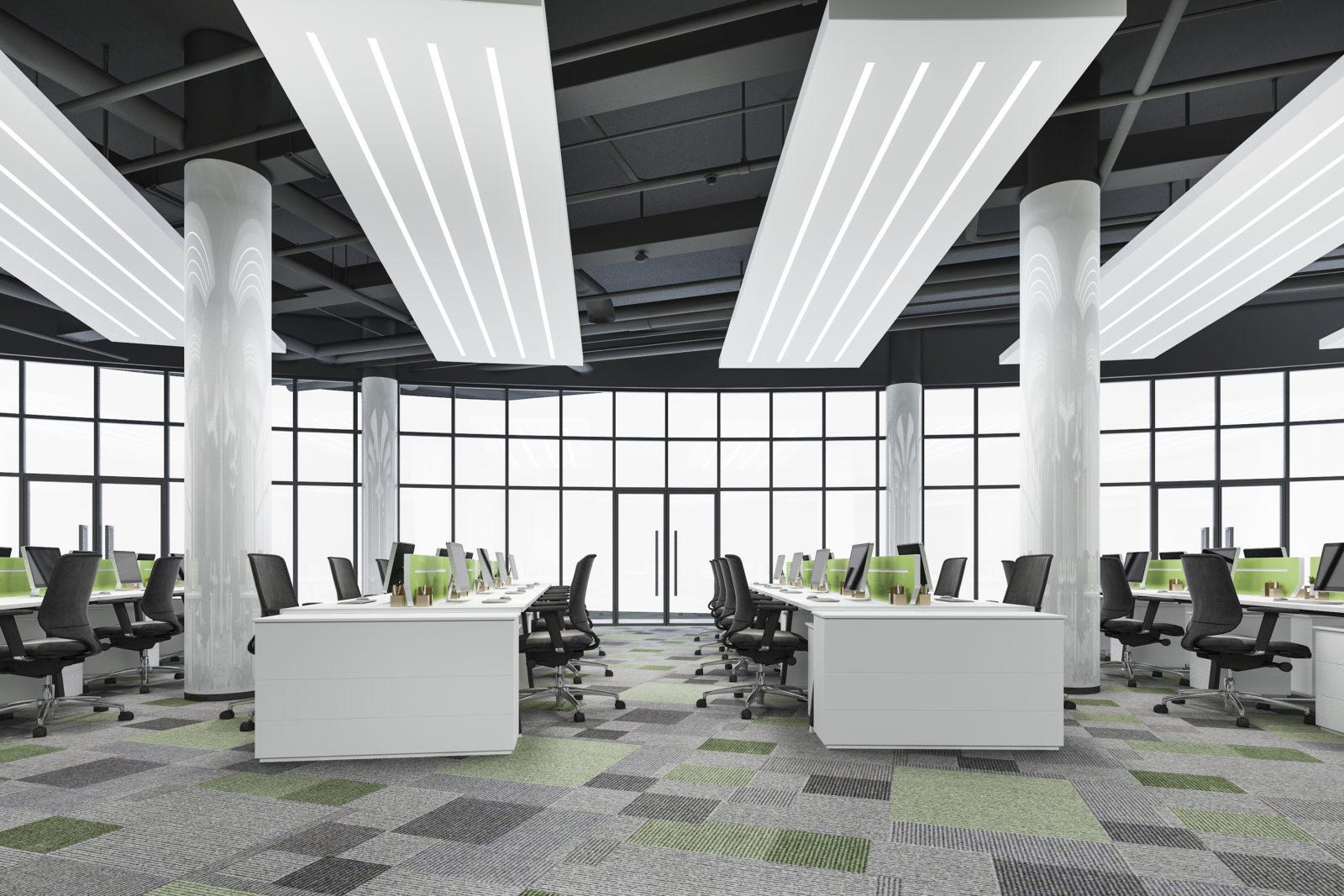 Ventajas de instalar moqueta en las oficinas